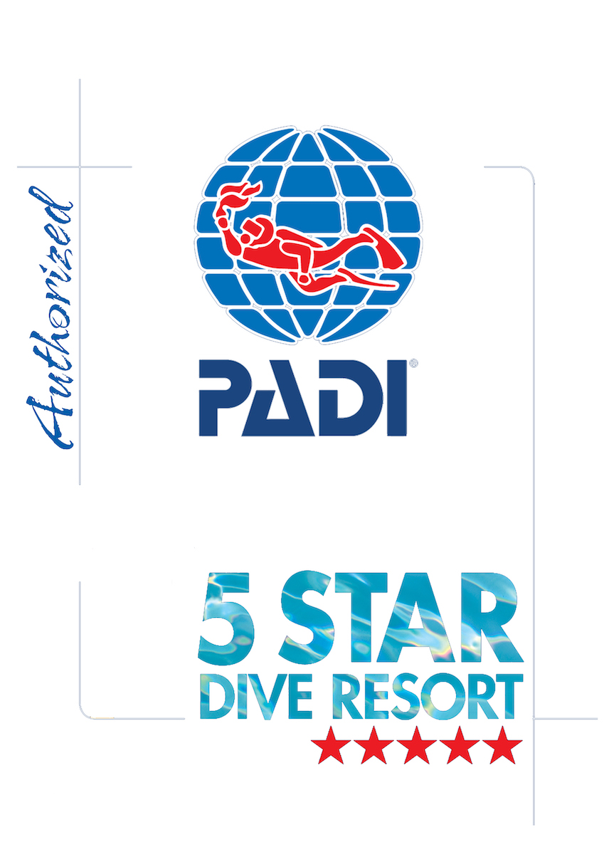Logo Padi Dive Resort